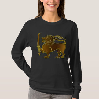 Golden Lion Sri Lanka t-shirt