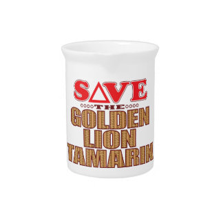 Golden Lion Tamarin Save Pitcher