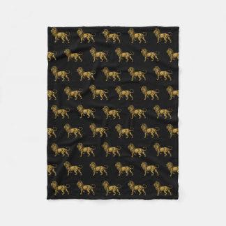 Golden Lion TP Fleece Blanket