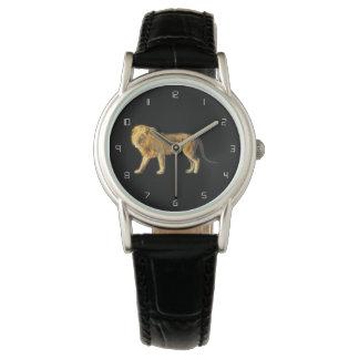 Golden Lion Watch