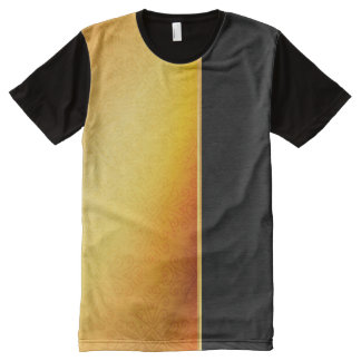 Golden luxury vintage style All-Over print T-Shirt