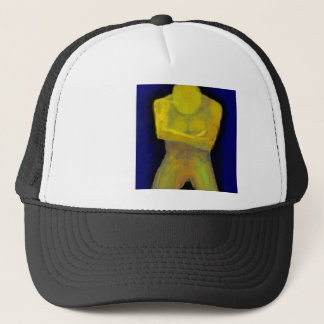 Golden Man Trucker Hat