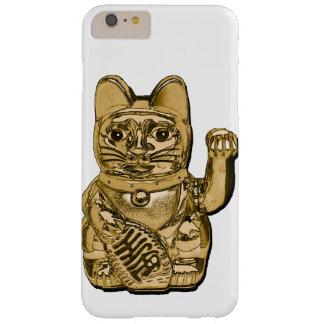 Golden Maneki Neko Barely There iPhone 6 Plus Case