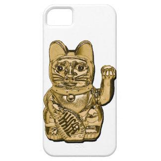 Golden Maneki Neko iPhone 5 Cover