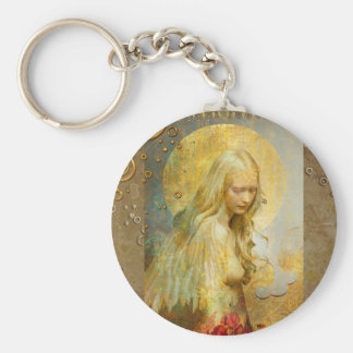 golden mida key chain