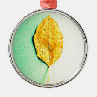 Golden Mint by JP Choate Christmas Ornament