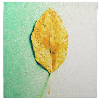 Golden Mint by JP Choate Napkin