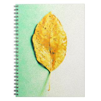Golden Mint by JP Choate Notebook
