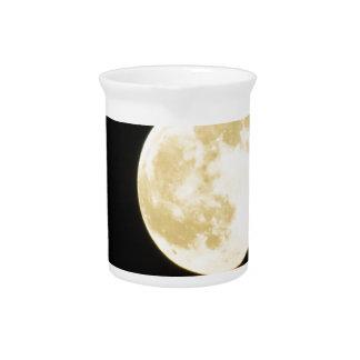 Golden moon drink pitchers