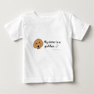golden -more dog breeds infant T-Shirt