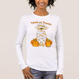 Golden Mummy Long Sleeve T-Shirt
