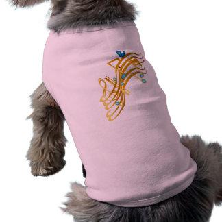 Golden Notes Pet Clothing