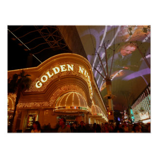 Golden Nugget Posters