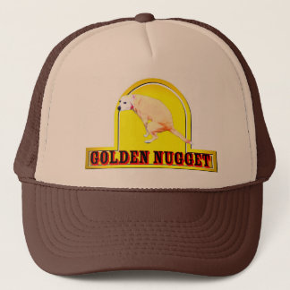 Golden Nugget Trucker Hat