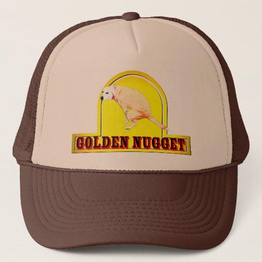 Golden Nugget Trucker Hat