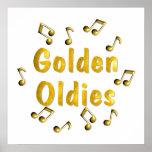 Golden Oldies Poster