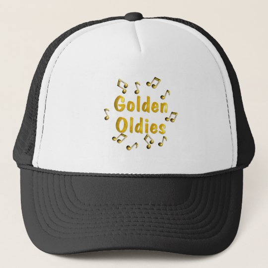 Golden Oldies Trucker Hat