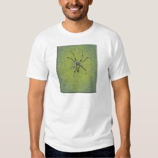 Golden Orb Spider Shirts