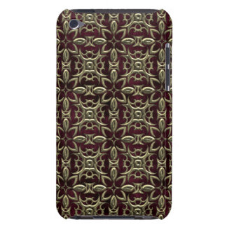 Golden Ornament iPod Case-Mate Cases