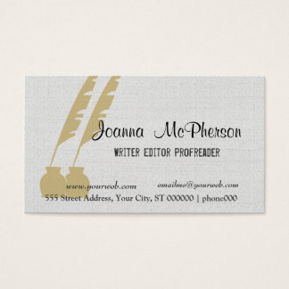 500+ Journalist Business Cards and Journalist Business Card ...