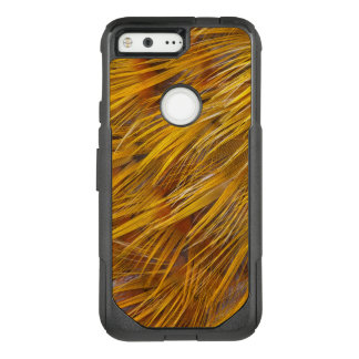 Golden Pheasant Feathers Close Up OtterBox Commuter Google Pixel Case