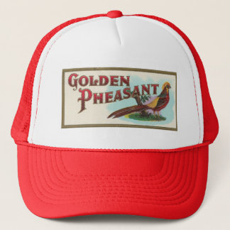 Golden Pheasant Trucker Hat