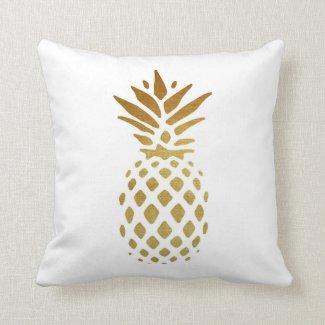 Golden Pineapple, Fruit in Gold