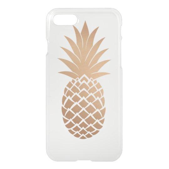 Golden Pineapple iPhone 8/7 Case