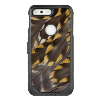 Golden Plover Feathers OtterBox Commuter Google Pixel Case