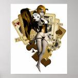 Golden Poker Girl 2 Poster