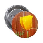 Golden Poppy Pin