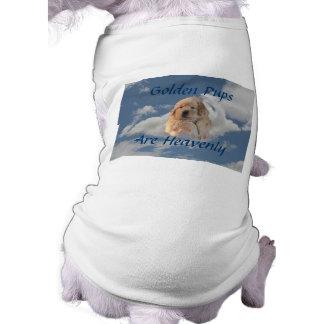 Golden Puppy Dog T-Shirt
