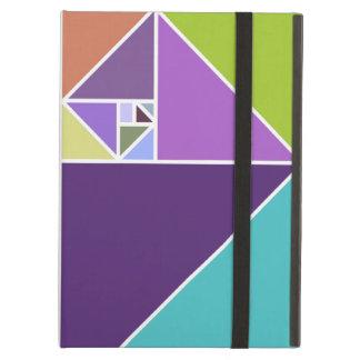 Golden Ratio (Bright Colors) Case For iPad Air