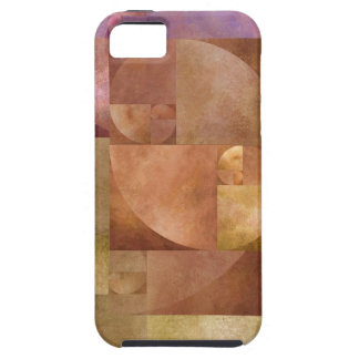 Golden Ratio, Fibonacci Spiral Case For The iPhone 5