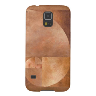 Golden Ratio, Fibonacci Spiral Cases For Galaxy S5