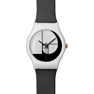 Golden Ratio, Fibonacci Spiral Wristwatches