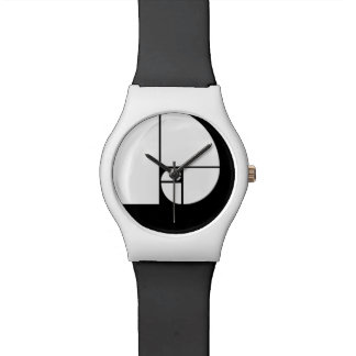 Golden Ratio, Fibonacci Spiral Watch
