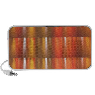 Golden Red Sparkle Shades - ColorCraft iPod Speaker