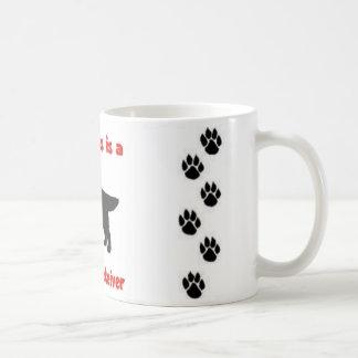Golden Retreiver Coffee Mug