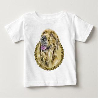 Golden Retriever 001 Baby T-Shirt