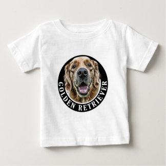 Golden Retriever 002 Baby T-Shirt