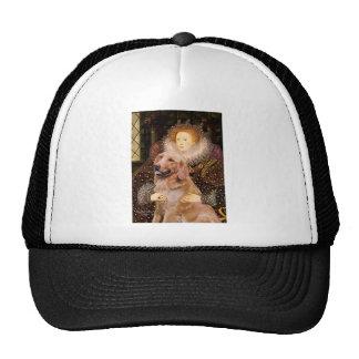 Golden Retriever #1 - Queen Elizabeth I Trucker Hat