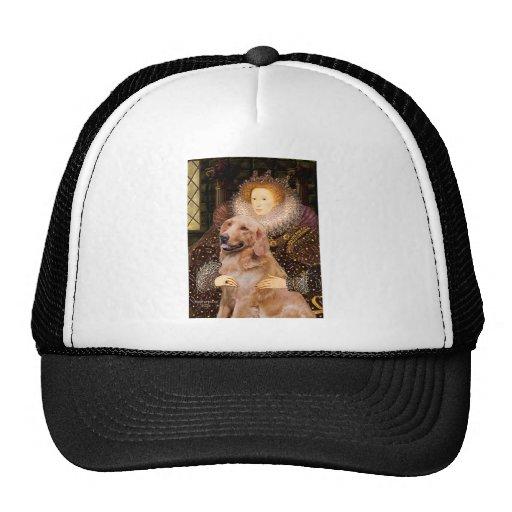 Golden Retriever #1 - Queen Elizabeth I Trucker Hats