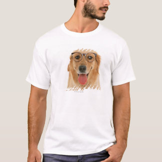 Golden Retriever 3 T-Shirt