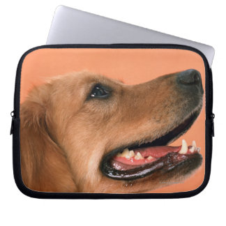 Golden Retriever 7 Laptop Sleeve