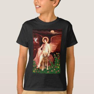 Golden Retriever 9 - Seated Angel T-Shirt