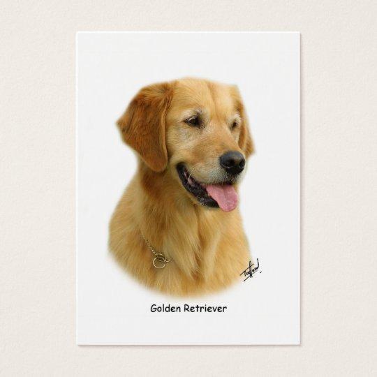 Golden Retriever 9K011D-08 Business Card