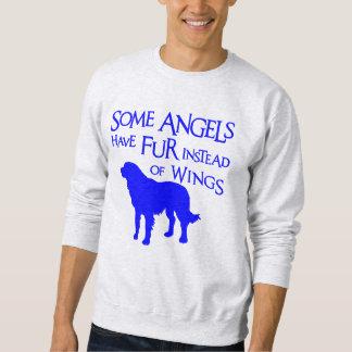 GOLDEN RETRIEVER ANGEL SWEATSHIRT