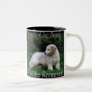 Golden Retriever Art Gifts Mug