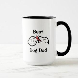 Golden Retriever Best Dog Dad Coffee Mug